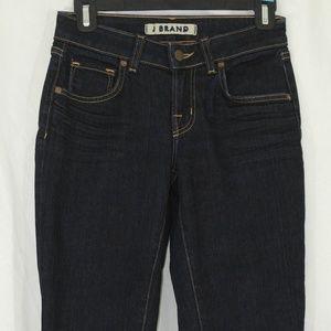 J Brand Scarlett Cigarette Skinny Jeans in Ink 26